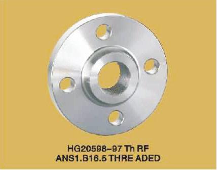 HG20598-97 TH RF ANS1.B16.5 THRE ADED