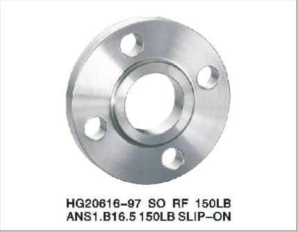 HG20616-97 SO RF 150LB ANS1.B16 150LB SLIP-ON