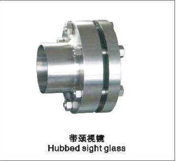 帶頸視鏡 Hubbed sight glass