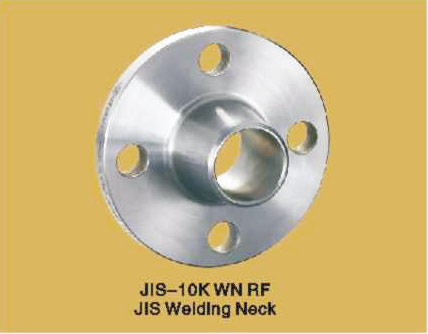 JIS-10K WN RF JIS WELDING NECK