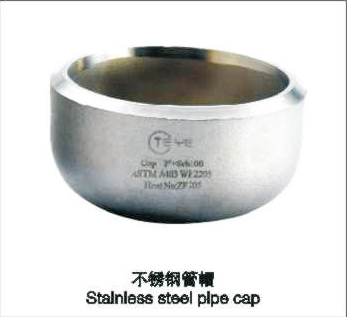 不銹鋼管帽 Stainless steel pipe cap
