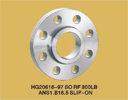 HG20616-97 SO RF 300LB ANS1.B16.5 SLIP-ON